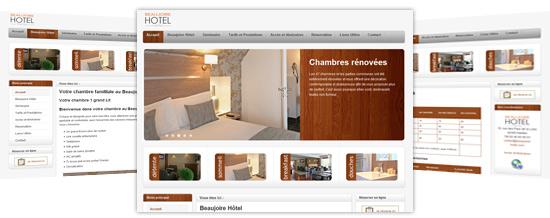hotel beaujoire
