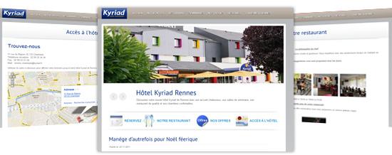 hotel kyriad rennes chantepie