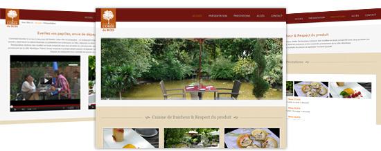restaurant loree du bois orvault