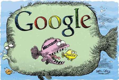 google yahoo microsoft