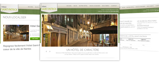 hotel saint patrick