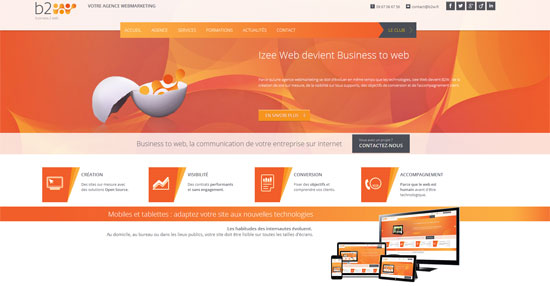 business-to-web